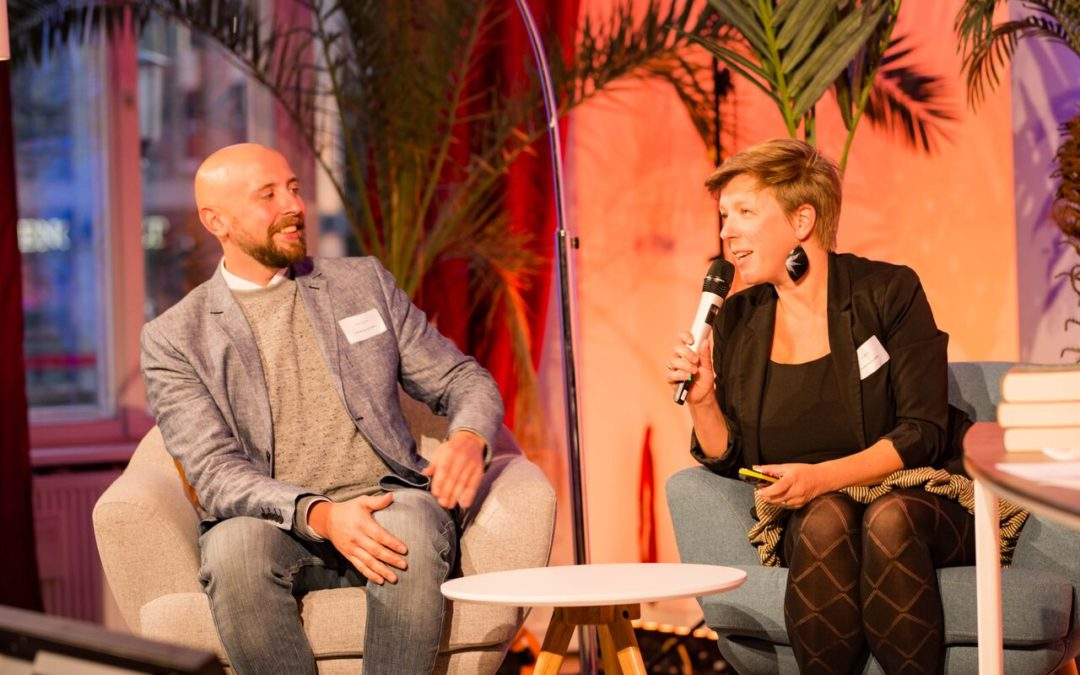 POP UP 2025 auf dem Kreativsalon