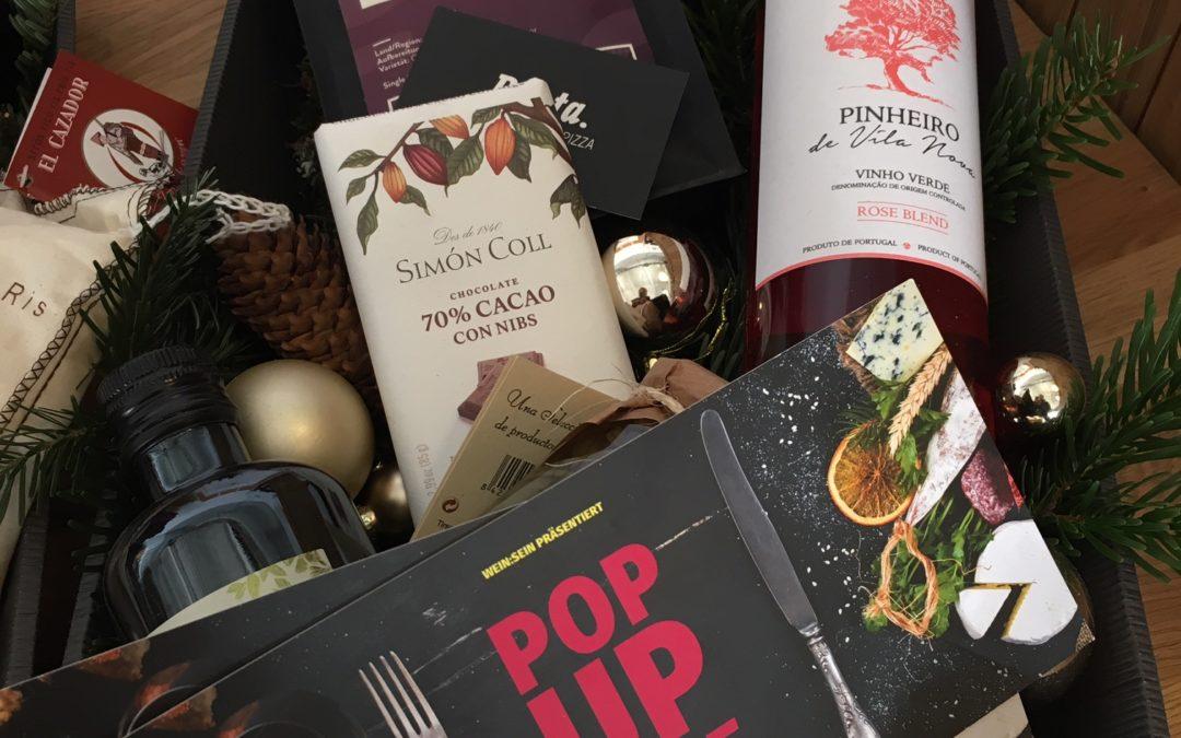 Die kulinarische Geschenkidee zum Fest